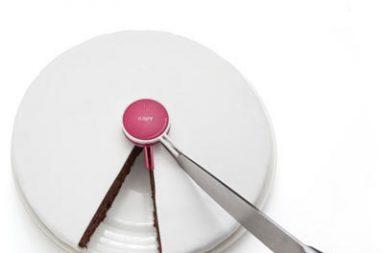Dividi torte per fette perfette