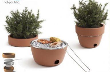 Barbecue Hot Pot, gustose grigliate tra le erbe aromatiche