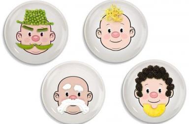Food Face, piatti a misura di bambino