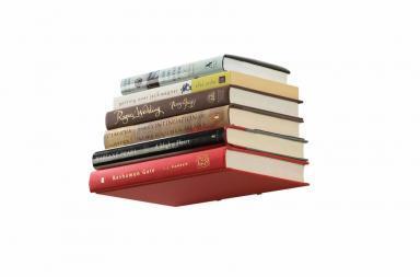 Una libreria nascosta tra le pagine di un libro