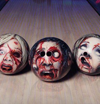 Palle da bowling Zombie Head