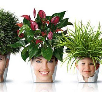 FACEPOT, i vasi con la vostra foto