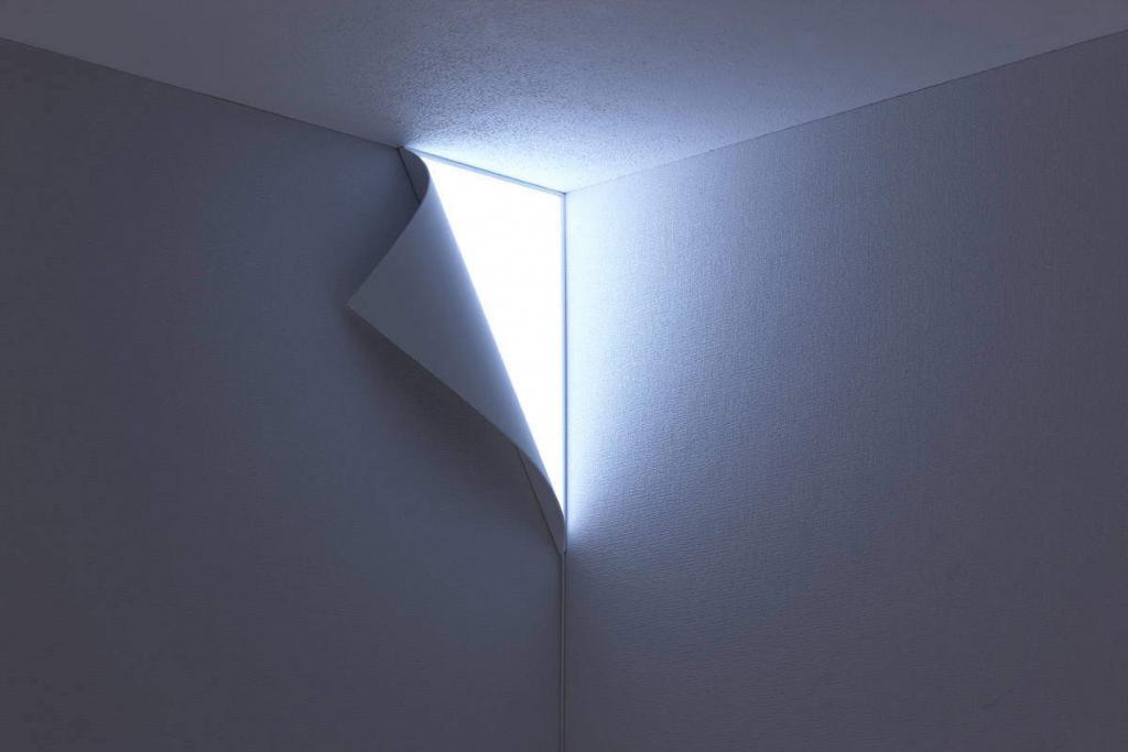 YOY IDEA - Lampada a Parete Peel