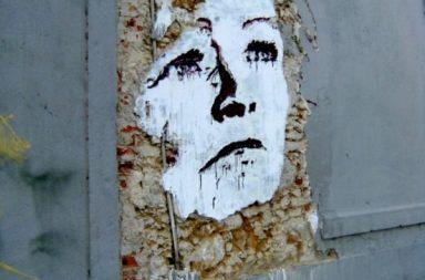 Urban Art: ritratti da parete di Alexandre Farto