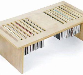 Magtable, il tavolo per le riviste