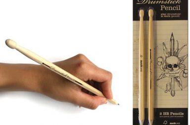 Drumstick Pencil