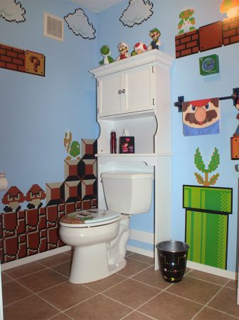Pareti Super Mario