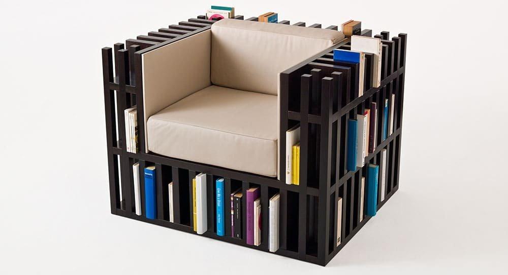 La poltrona libreria