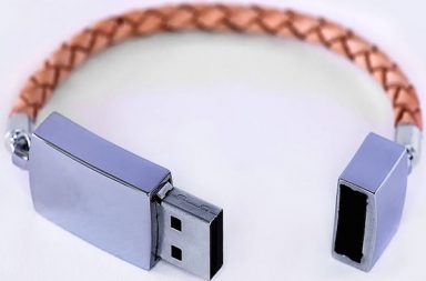 Braccialetto USB