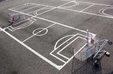 Don't pay, play: urban street