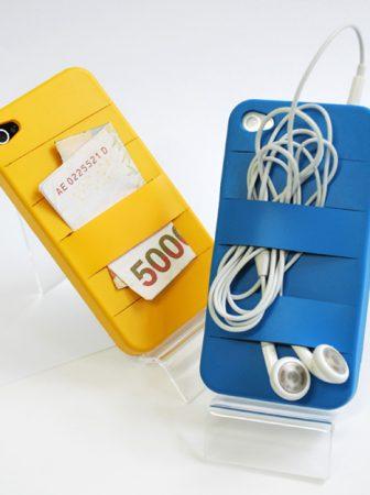 Elasty: cover elastica per iPhone
