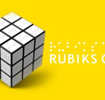FEEL: Rubik Cube Braille