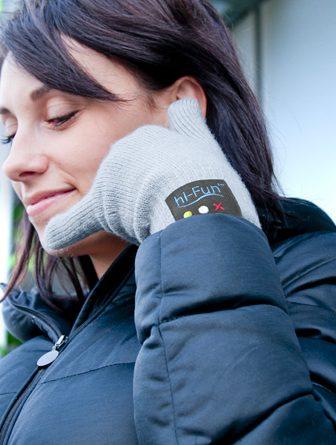 Hi-Call: il guanto bluetooth per cellulare