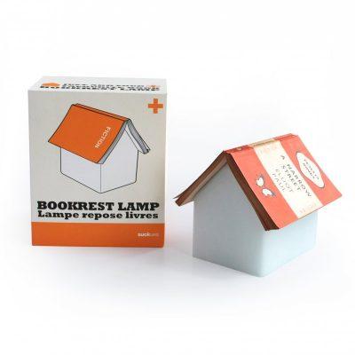 bookrest lamp la lampada segnalibro design miss. Black Bedroom Furniture Sets. Home Design Ideas