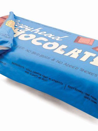 Bed Toppings, il letto al cioccolato