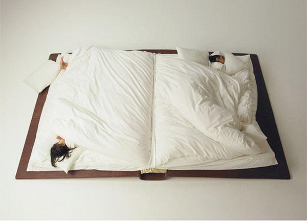 Letti Per Bambini A Forma Di.Book Bed Un Letto A Forma Di Libro Per Bambini Design Miss