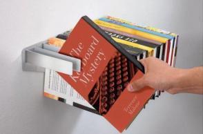 Libreria invisibile Flybrary