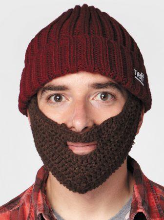 Neff Lumberjack, il cappello con la barba