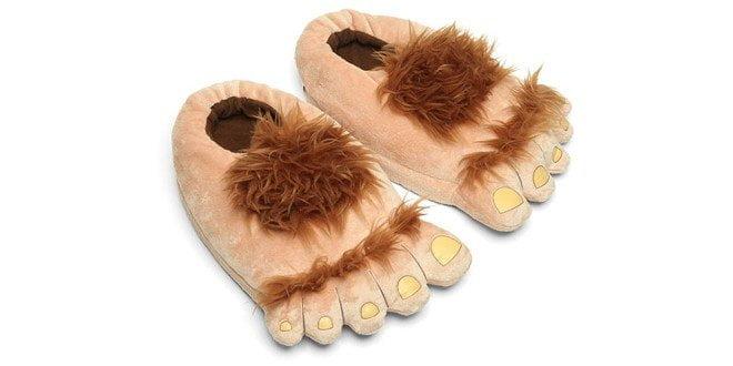 pantofole hobbit
