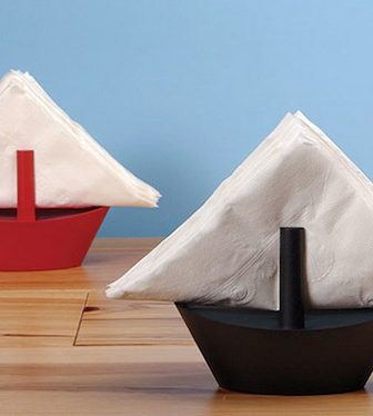 GAMAGO Sailboat Napkin Holder