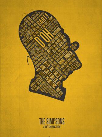 37 movie poster minimalisti
