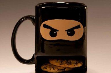 Dunk Mug, la tazza con i biscotti