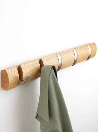 Flip Coat Rack