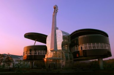 Piano House – Cina