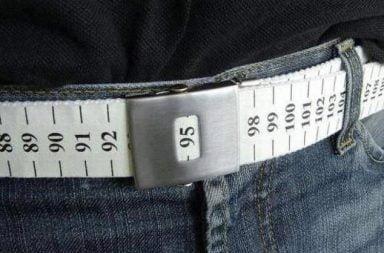 Cintura per la dieta