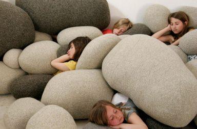 Livingstones, i sassi cuscino