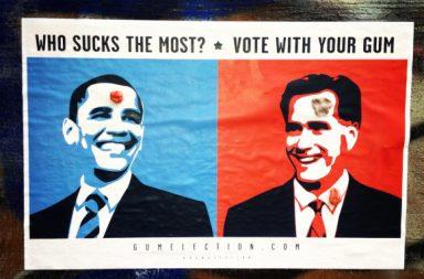 Gum Election USA
