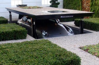 Cardok Mono Underground Parking