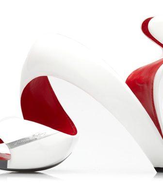 """Mojito Shoe"" di Julian Hakes."