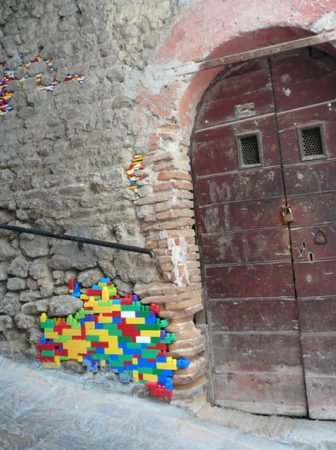 Dispatchwork Lego