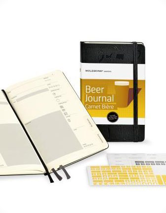 MOLESKINE BEER JOURNAL