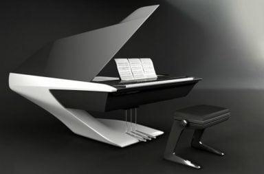 Pianoforte Pleyel-Peugeot