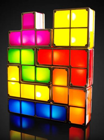 Tetris Stackable Light