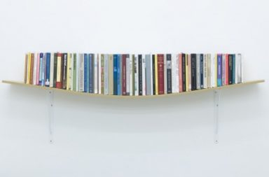 Book Shelf di Daniel Eatock
