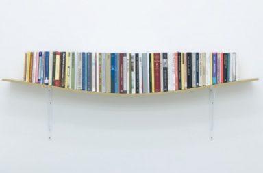 Book Shelf di Daniel Eatock