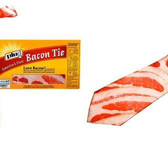 Cravatta al Bacon