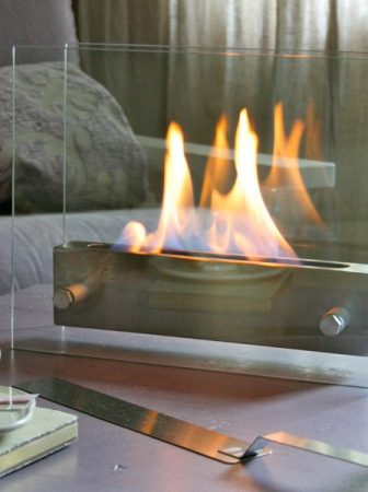 Etna Table Fireplace