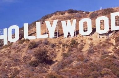 Storia dell'insegna di Hollywood