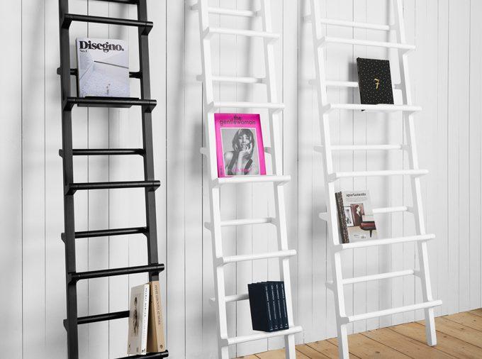 Verso: la scala libreria
