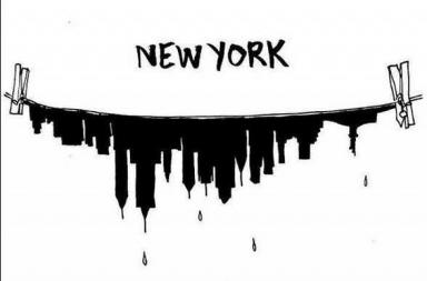 New York by Pierre Kroll