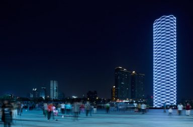 Tower of Ring a Tianjin