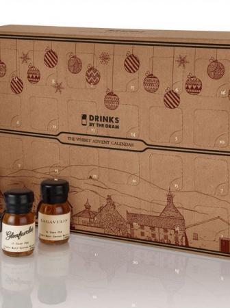 Degustazioni di whisky in attesa dell'Avvento