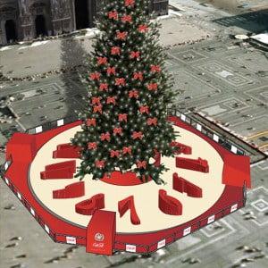 Albero di Natale Milano 2012