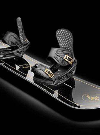 Pirelli Pzero e Burton: Limited Edition Snowboard