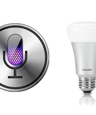 Lampadina Philips Hue iPhone5
