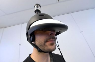 FlyViz, il casco a 360 gradi